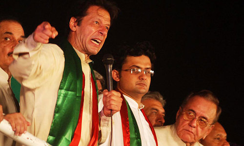 No dialogue till release of PTI workers: Imran