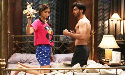 Movie Review: In Khoobsurat, Fawad is the beauty, Sonam's wardrobe is the beast