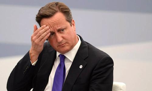 Cameron uncorks 'constitutional genie'