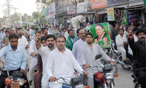 PML-N threatens 'go Imran go' campaign