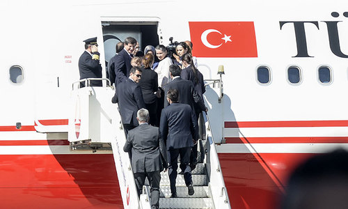 Turkey secures release of 49 hostages seized by IS in northern Iraq
