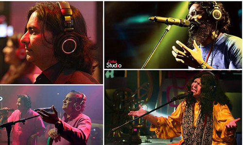 Wait's over: Coke Studio unveils Ep 1 of Season 7