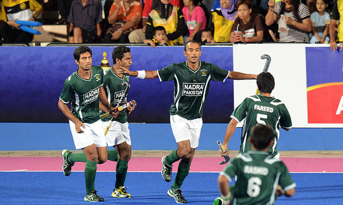 Pakistan hammer Sri Lanka 14-0 in Asian Games opener