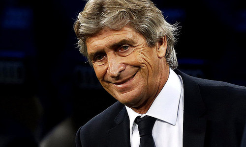 Pellegrini takes aim at 'perfect' Chelsea