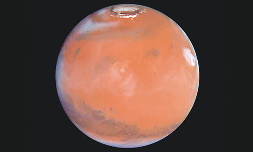Nasa spacecraft approaches Mars to seek answers to lost water