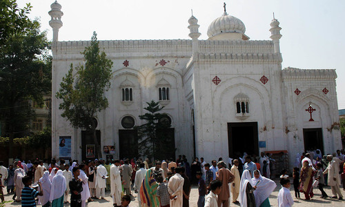 Special services offered for Peshawar Church bombing victims