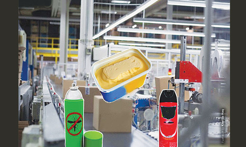 Packaging industry shaping up