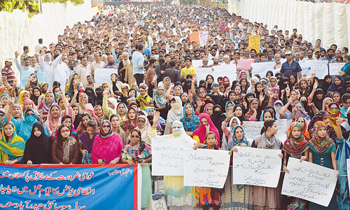 MQM stays away from supporters' rally for Mohajir province