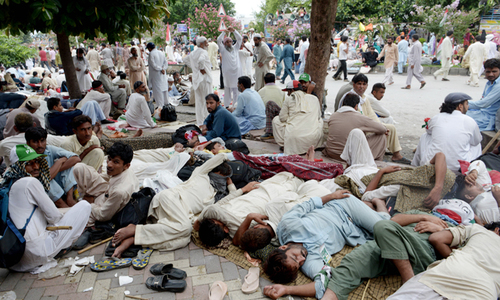 Religious duty and loyalty  pull PAT  workers in sit-in