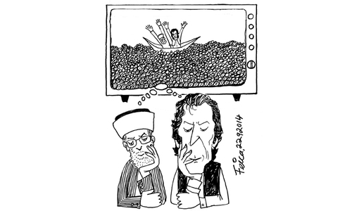 Cartoon: 22 September, 2014