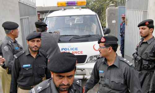 Policemen among four dead in Hangu attack