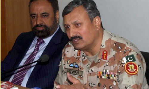Lt-Gen Rizwan Akhtar named new ISI chief