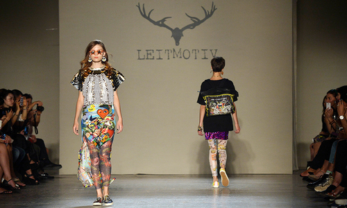 Milan Fashion Week: Leitmotiv comes out with flying colours