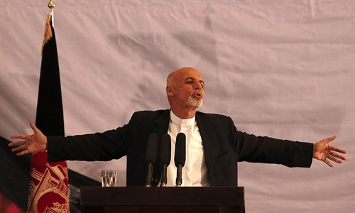 Ghani promises unity after disputed Afghan vote