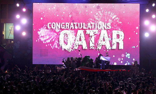 2022 World Cup will not take place in Qatar: FIFA official