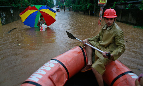 Heavy rains trigger landslides in northeast India; at least 7 die