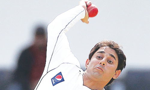 COMMENT : Tough time for Ajmal but he may still bounce back