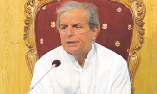 PTI suspends Hashmi