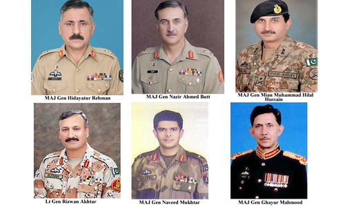 Lt Gen Rizwan Akhtar new ISI chief