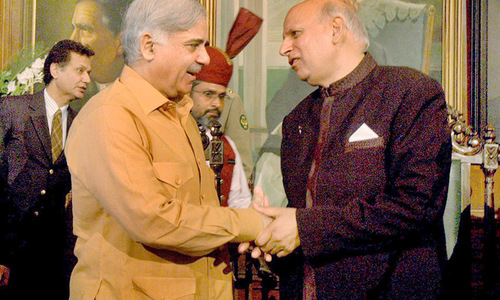 Punjab governor denies differences with Sharifs