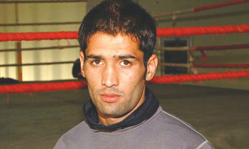 Pakistan's main medal hope Waseem gears up for action