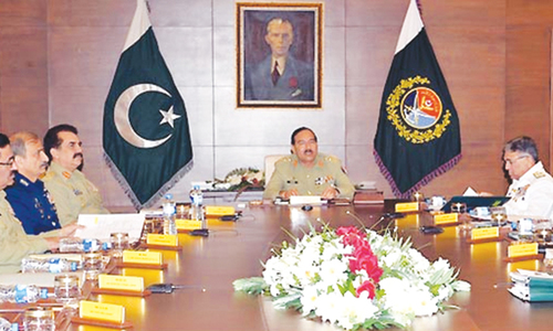 JCSC reaffirms resolve to eradicate terrorism