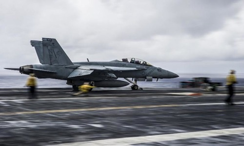 US, allies open new front against IS, bomb Syria