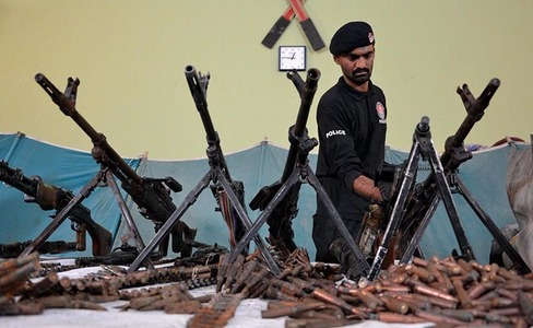 Major terror bid foiled in Quetta, claims police