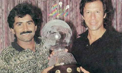 The curious case of the Imran-Miandad nexus