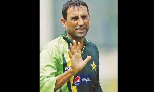 Younis axed from ODI team ahead of World Cup