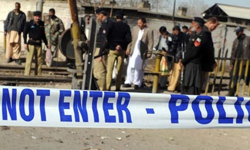 Three bullet-riddled bodies found in Panjgur