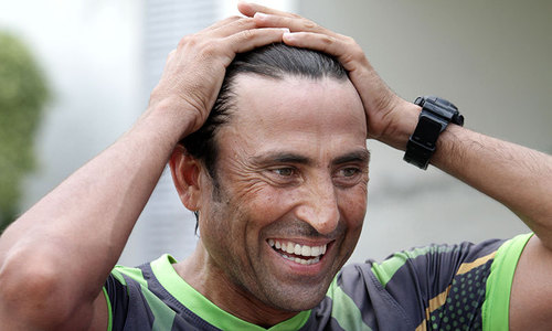 PCB issues show-cause notice to Younis Khan over media outburst