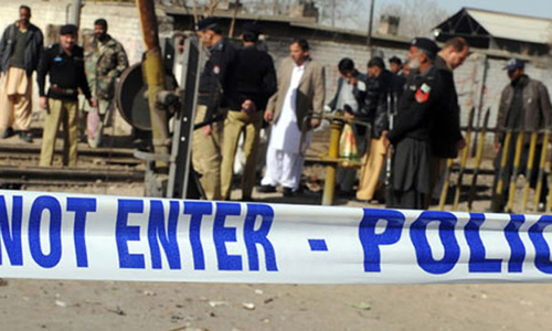 Two killed, 15 injured in Sibi explosion