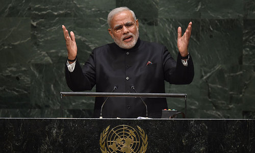 Modi urges Pakistan to show more 'seriousness' for talks
