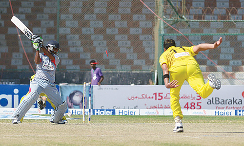 Brilliant Panthers outgun Stallions to make T20 Cup decider