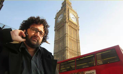 Afghanistan releases detained Pakistani journalist
