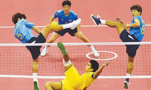Qatar's Ogunode sets Asian mark in blistering 100m