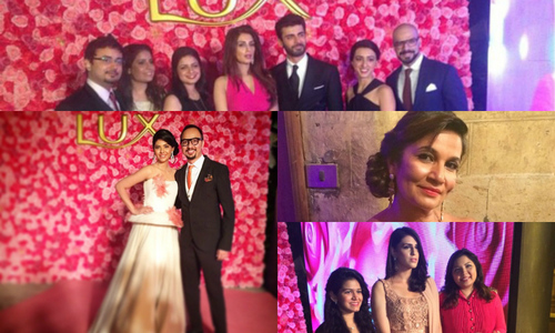 Aman House extravaganza: Celebrities bring their glam A-game