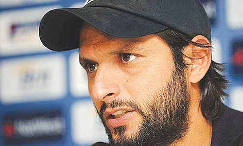 Afridi wants dignified exits  for seniors