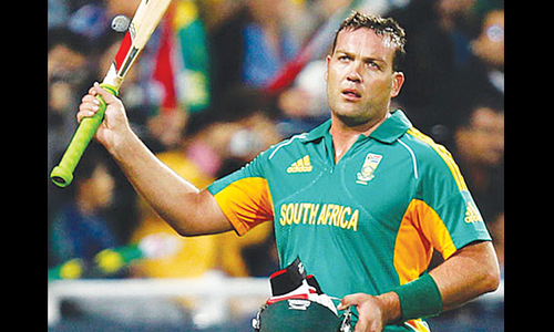 NEWS BRIEF : Quitting ODI cricket was right: Kallis