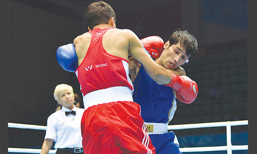 Boxer Waseem, kabbadi team in Asian Games semis