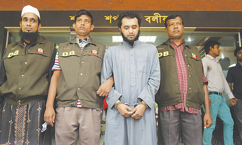 Bangladesh arrests Briton for IS recruitment