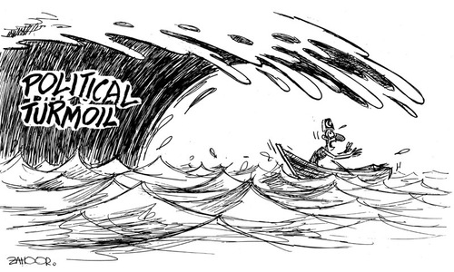 Cartoon: 30 September, 2014