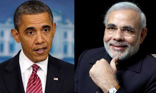 Obama plays host as Modi's White House visit begins