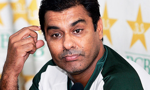 ICC crackdown should have come after World Cup: Waqar