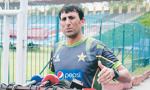 We hope Younis Khan settles down: PCB