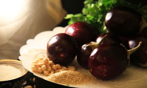 Food Stories: Bhagaray baigan