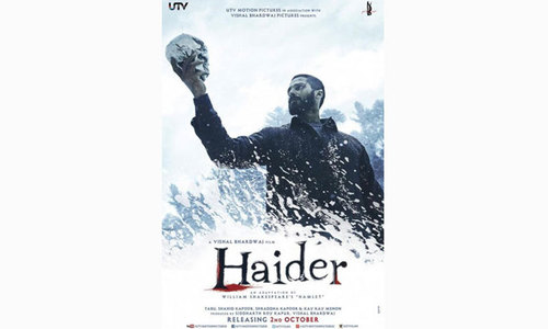 India's Haider might not see the light of day in Pakistan