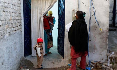 Polio refusals in Islamabad
