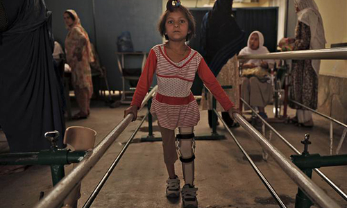 Sindh sets up emergency centre amid polio cases surge